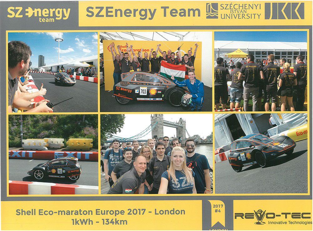 SZEnergy Team Hungary 2017
